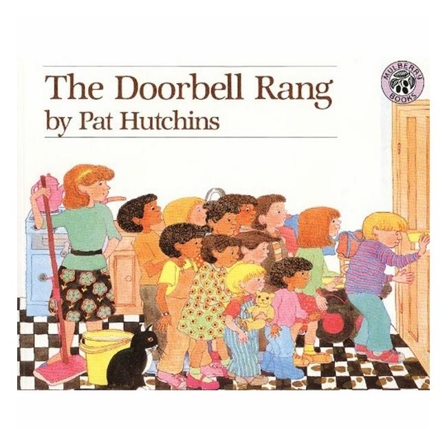 The Door Bell Rang (Big Book) - 1695067 , 2761877064424 , 62_11776841 , 678000 , The-Door-Bell-Rang-Big-Book-62_11776841 , tiki.vn , The Door Bell Rang (Big Book)