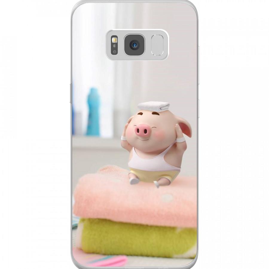 Ốp Lưng Cho Điện Thoại Samsung Galaxy S8 Plus - Mẫu aheocon 89