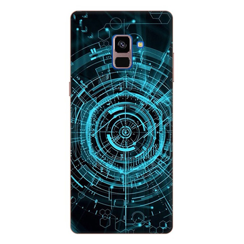 Ốp Lưng Dành Cho Samsung Galaxy A8 Plus - Mẫu 113