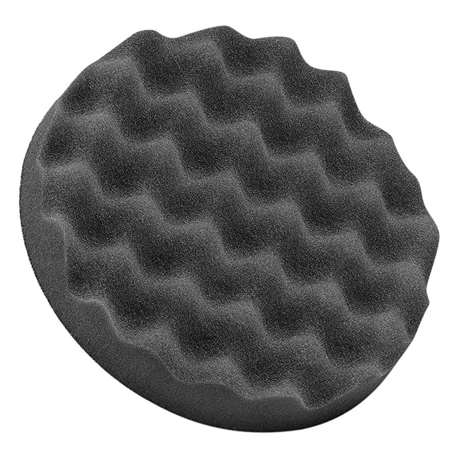 Đĩa Xốp Đánh Bóng 3M 05725 3M Foam Polishing Pad (22cm) - Đen