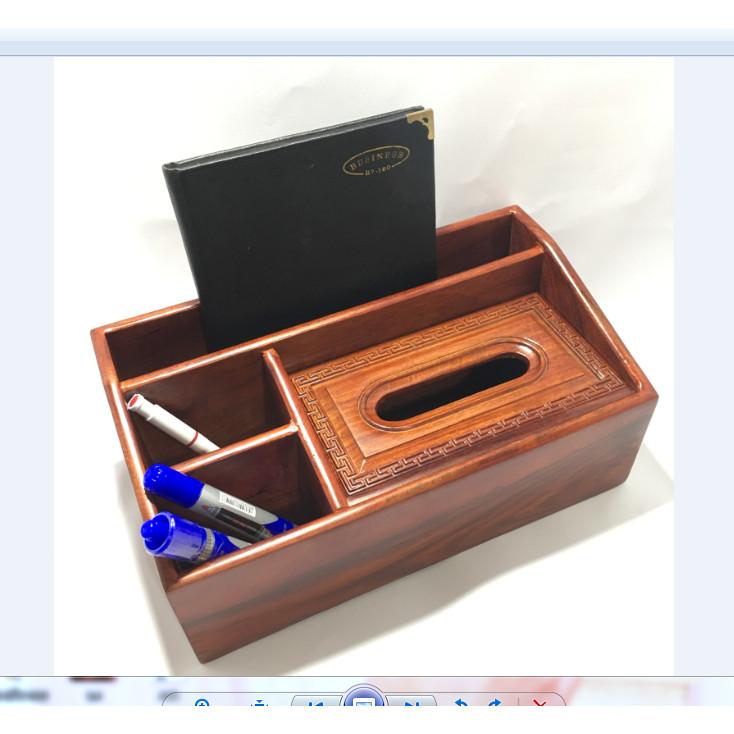 Gía cắm bút - giá để tài liệu và thiết bị văn phòng đa năng bằng gỗ hương loại to - ảnh thật - 7304665 , 3265557645839 , 62_14948567 , 750000 , Gia-cam-but-gia-de-tai-lieu-va-thiet-bi-van-phong-da-nang-bang-go-huong-loai-to-anh-that-62_14948567 , tiki.vn , Gía cắm bút - giá để tài liệu và thiết bị văn phòng đa năng bằng gỗ hương loại to - ảnh
