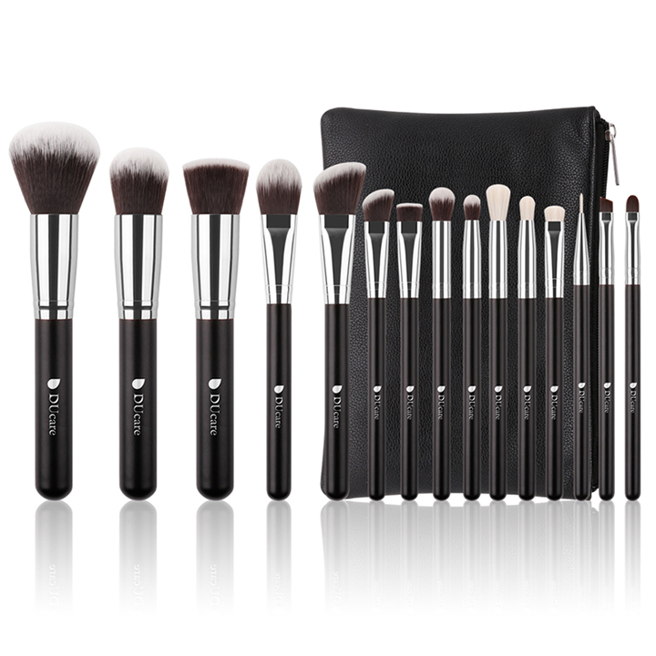 Bộ cọ trang điểm 15 cây DUcare 15Pcs Makeup Brushes Set Goat Hair - 995620 , 7973828356150 , 62_2682937 , 1150000 , Bo-co-trang-diem-15-cay-DUcare-15Pcs-Makeup-Brushes-Set-Goat-Hair-62_2682937 , tiki.vn , Bộ cọ trang điểm 15 cây DUcare 15Pcs Makeup Brushes Set Goat Hair