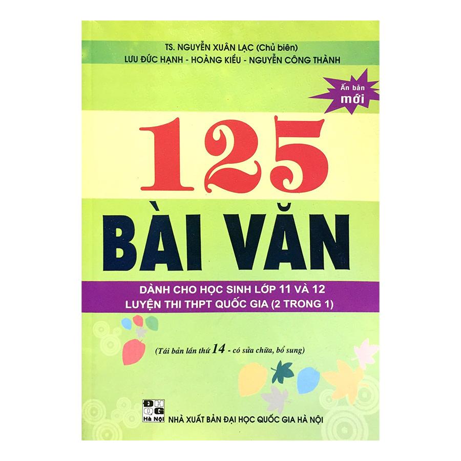 125 Bài Văn