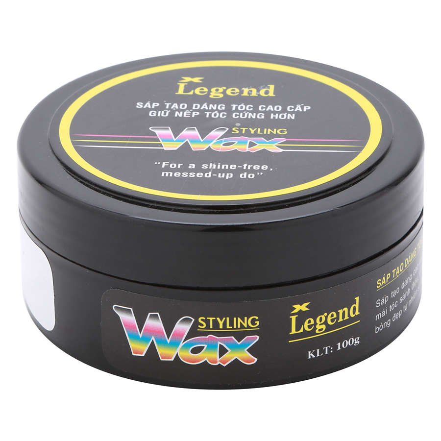 Styling wax Xlegend 100g - 2229256 , 5140211301345 , 62_14305344 , 47000 , Styling-wax-Xlegend-100g-62_14305344 , tiki.vn , Styling wax Xlegend 100g