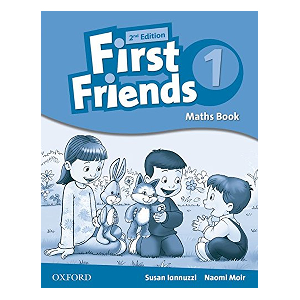 First Friends 1: Maths Book