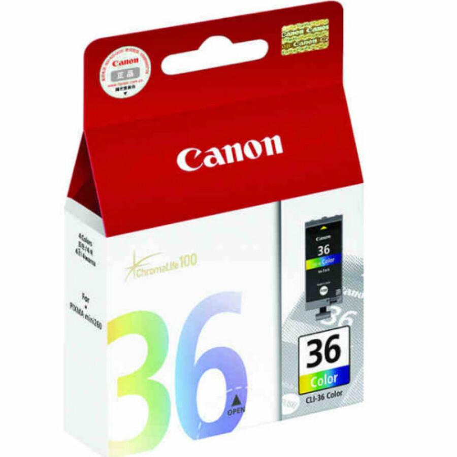 Mực In Phun CANON CLI-36 (40g)