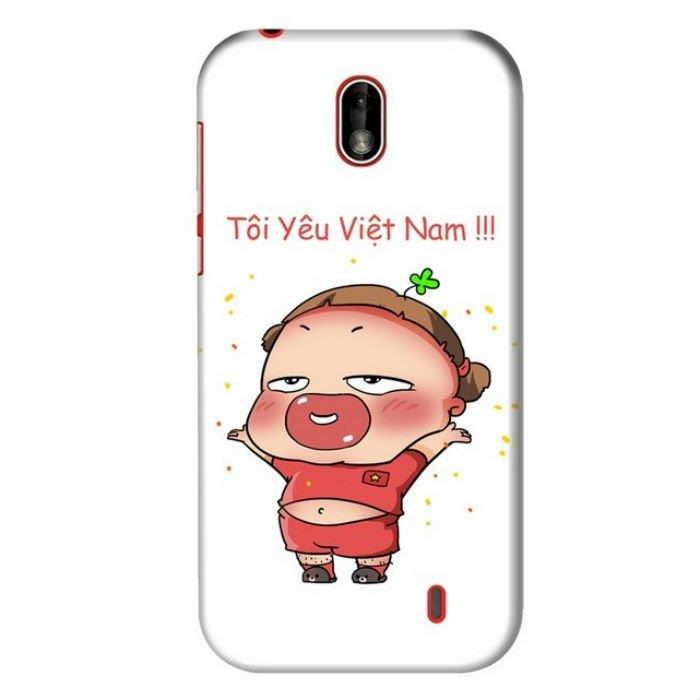 Ốp Lưng Dành Cho Nokia 1 Quynh Aka 1