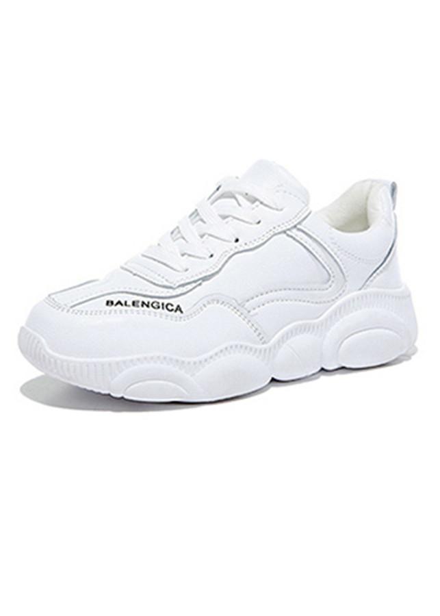 Giày Nữ Trắng Thể Thao Sneaker Phong Cách Hàn Quốc Hot 2019 - 2334115 , 6772224594675 , 62_15156868 , 296000 , Giay-Nu-Trang-The-Thao-Sneaker-Phong-Cach-Han-Quoc-Hot-2019-62_15156868 , tiki.vn , Giày Nữ Trắng Thể Thao Sneaker Phong Cách Hàn Quốc Hot 2019