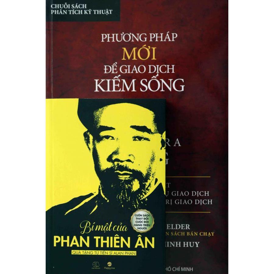 Combo sách Phương Pháp Mới Để Giao Dịch Kiếm Sống - Phan Thiên Ân