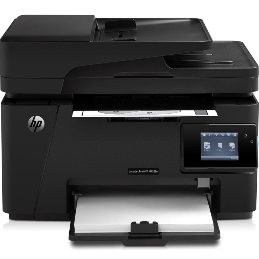 Máy In HP LaserJet Pro MFP M128fw