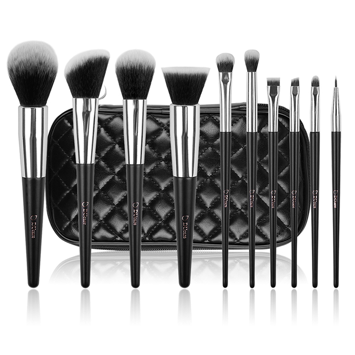 Bộ cọ trang điểm 10 cây DUcare make up brushes 10pcs professional - 995610 , 8810045115902 , 62_2682509 , 750000 , Bo-co-trang-diem-10-cay-DUcare-make-up-brushes-10pcs-professional-62_2682509 , tiki.vn , Bộ cọ trang điểm 10 cây DUcare make up brushes 10pcs professional