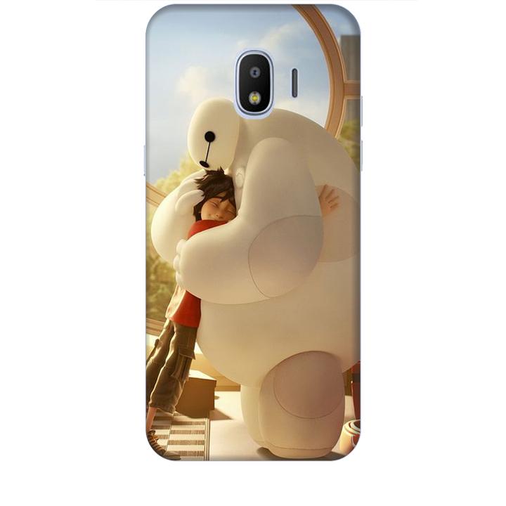 Ốp lưng dành cho điện thoại  SAMSUNG GALAXY J2 PRO hình Big Hero Mẫu 03