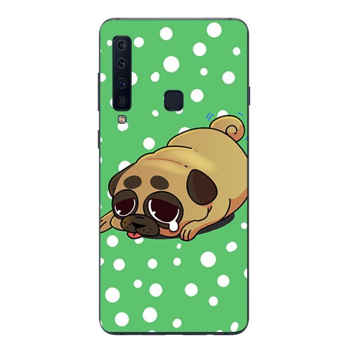 Ốp lưng Dẻo Cho Samsung Galaxy A9 2018 - Dog cry 02
