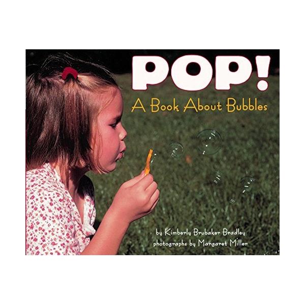 Lrafo L1: Pop!: A Book About Bubbles