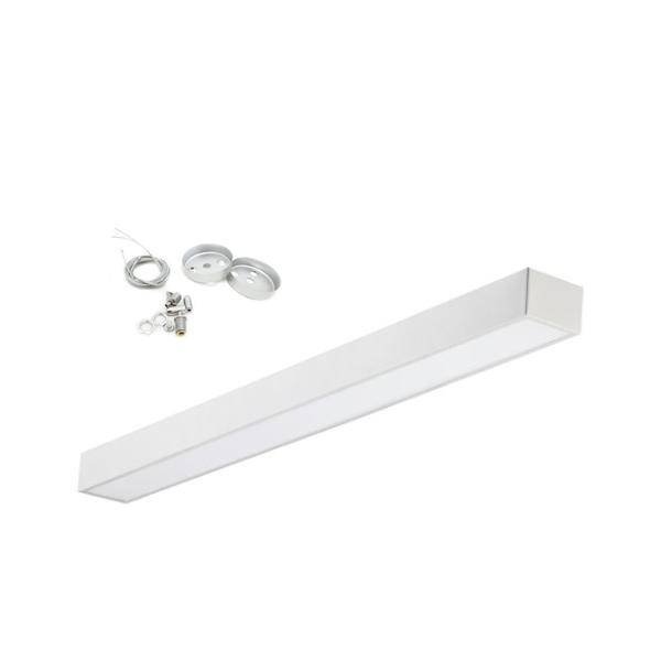Đèn LED Liner Panel  70x1200 Silver 48W SILAMP