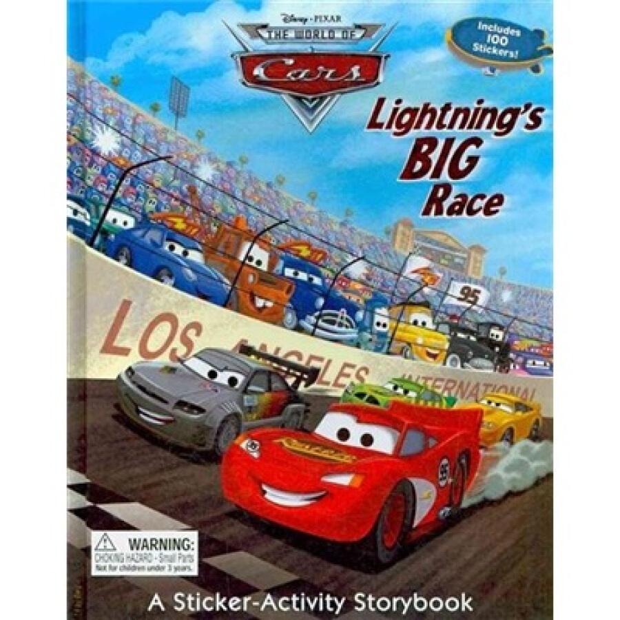 Lightnings Big Race