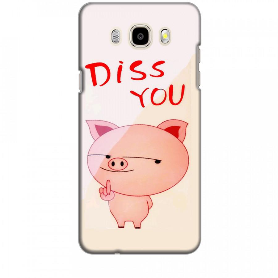 Ốp Lưng  Samsung Galaxy J5 2016 Pig Cute - 1351816 , 9025808309927 , 62_5889693 , 150000 , Op-Lung-Samsung-Galaxy-J5-2016-Pig-Cute-62_5889693 , tiki.vn , Ốp Lưng  Samsung Galaxy J5 2016 Pig Cute