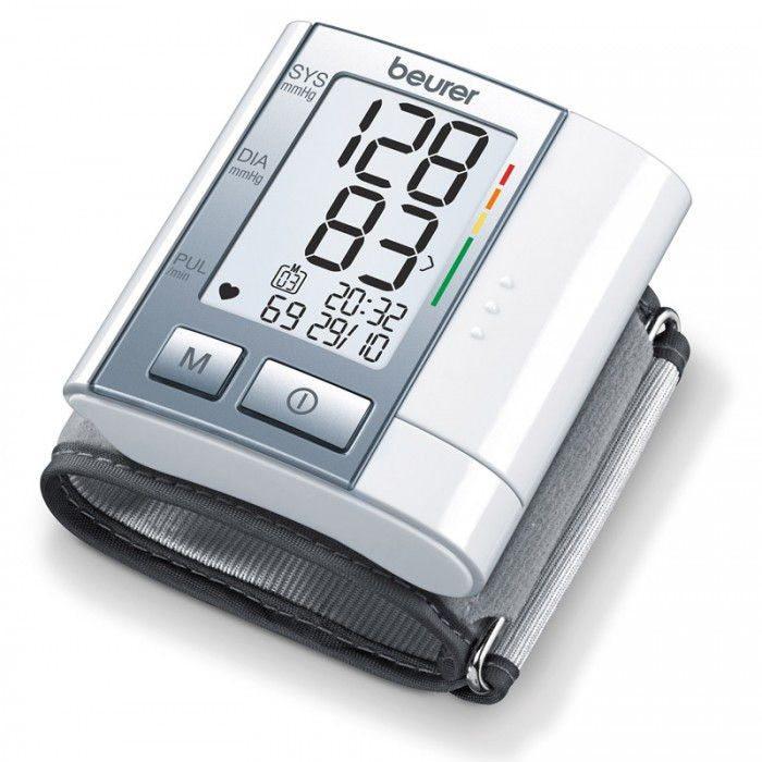 Máy đo huyết áp điện tử cổ tay Beurer BC 40