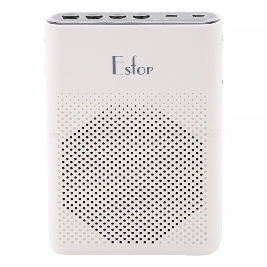 Máy trợ giảng Hàn Quốc ESFOR ES-330 mini mic speaker