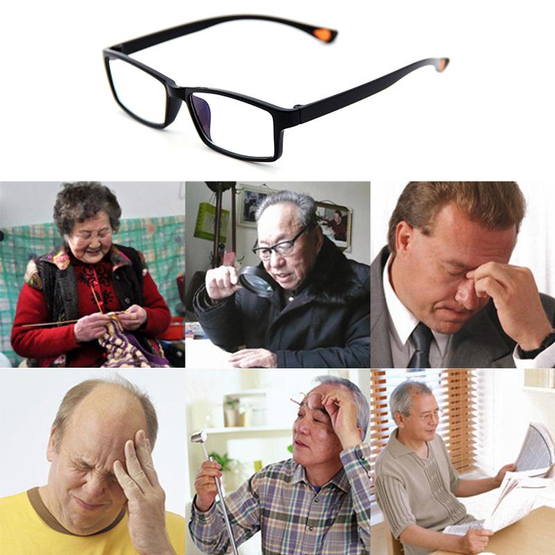 Kính Chống Ánh Sáng Xanh Bảo Vệ Mắt Cho Người Cao Tuổi