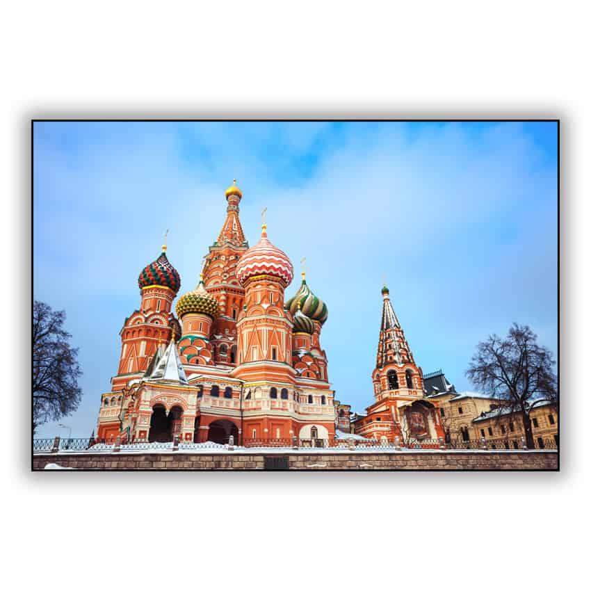 Tranh trang trí in UV Đền Thánh Vasily - 5173563 , 1410009556399 , 62_16975156 , 984000 , Tranh-trang-tri-in-UV-Den-Thanh-Vasily-62_16975156 , tiki.vn , Tranh trang trí in UV Đền Thánh Vasily