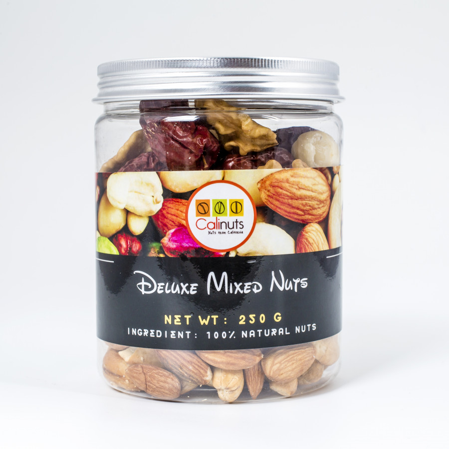 Hỗn hợp hạt Mix Nuts 250 gr - 1250446 , 3635458395841 , 62_6320591 , 190000 , Hon-hop-hat-Mix-Nuts-250-gr-62_6320591 , tiki.vn , Hỗn hợp hạt Mix Nuts 250 gr