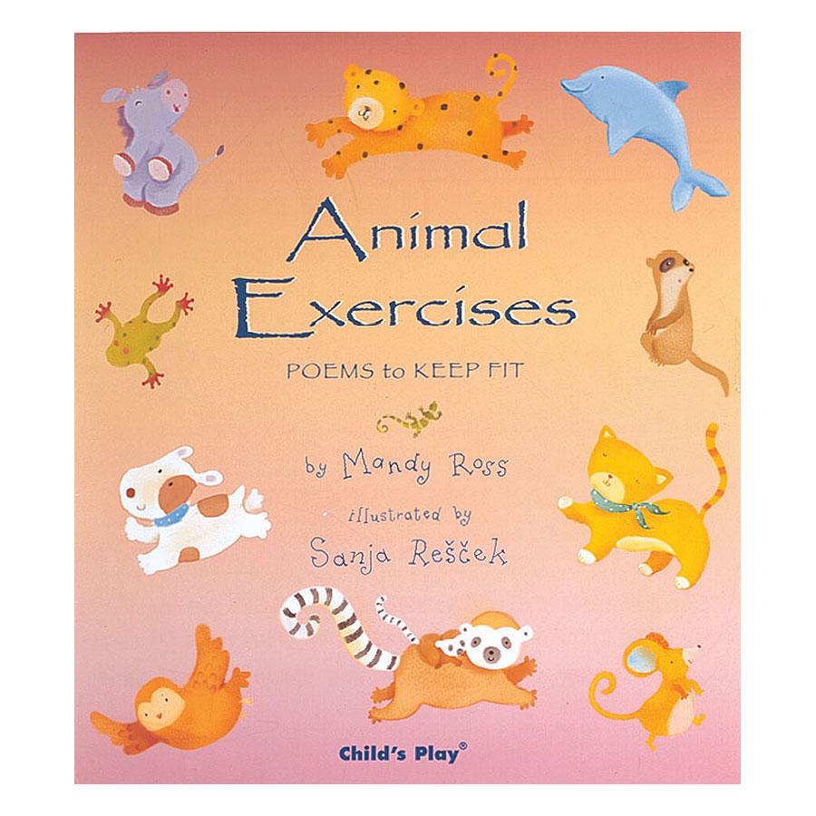 Animal Exercises (With CD)