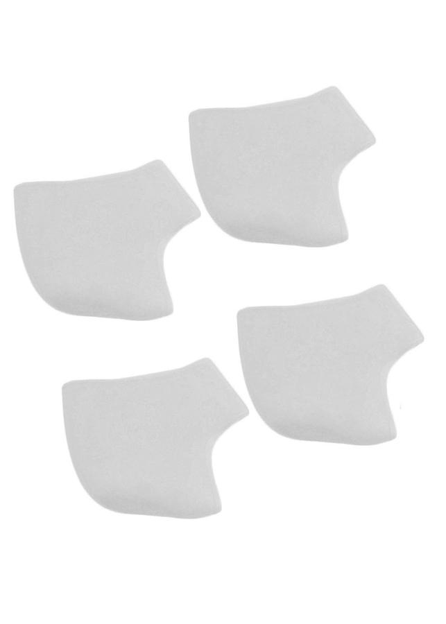 Combo 2 bộ miếng bảo vệ gót chân Silicon - Màu Trắng (2 miếng / bộ) - 1387856 , 8056840154283 , 62_11216550 , 99000 , Combo-2-bo-mieng-bao-ve-got-chan-Silicon-Mau-Trang-2-mieng--bo-62_11216550 , tiki.vn , Combo 2 bộ miếng bảo vệ gót chân Silicon - Màu Trắng (2 miếng / bộ)