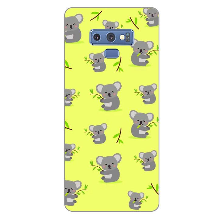 Ốp lưng dẻo cho Samsung Galaxy Note 9_Cartoon 07