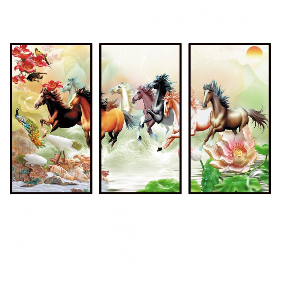 Bộ 3 tranh Canvas Mã đáo thành công T11430 - 841850 , 3042492968168 , 62_13939021 , 880000 , Bo-3-tranh-Canvas-Ma-dao-thanh-cong-T11430-62_13939021 , tiki.vn , Bộ 3 tranh Canvas Mã đáo thành công T11430