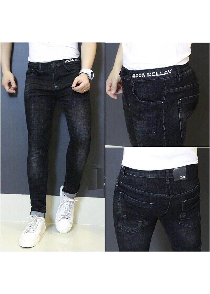 Quần jean nam phong cách Style For Men QJ9208