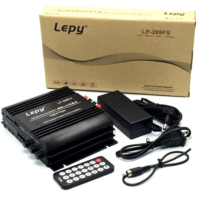 Bộ Khuếch Đại Âm Thanh Ampli Bluetooth Công Suất Lớn LEPY 269S AZONE - 7035010 , 9028705984143 , 62_14204037 , 1352000 , Bo-Khuech-Dai-Am-Thanh-Ampli-Bluetooth-Cong-Suat-Lon-LEPY-269S-AZONE-62_14204037 , tiki.vn , Bộ Khuếch Đại Âm Thanh Ampli Bluetooth Công Suất Lớn LEPY 269S AZONE