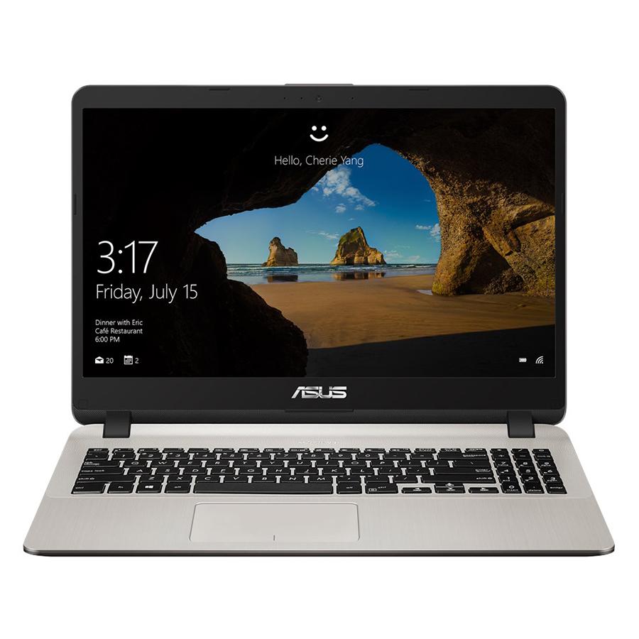 Laptop Asus Vivobook X507UF-EJ074T Core i7-8550U/Win10 (15.6 inch) (Gold) - Hàng Chính Hãng