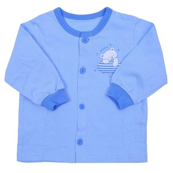 Set 5 áo sơ sinh dài tay MIOMIO - 1042190 , 4668293536079 , 62_6308697 , 375000 , Set-5-ao-so-sinh-dai-tay-MIOMIO-62_6308697 , tiki.vn , Set 5 áo sơ sinh dài tay MIOMIO