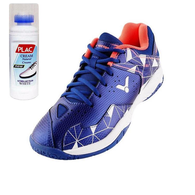 Giày Cầu lông Nam Victor chính hãng A362FA - Tặng bình làm sạch giày cao cấp