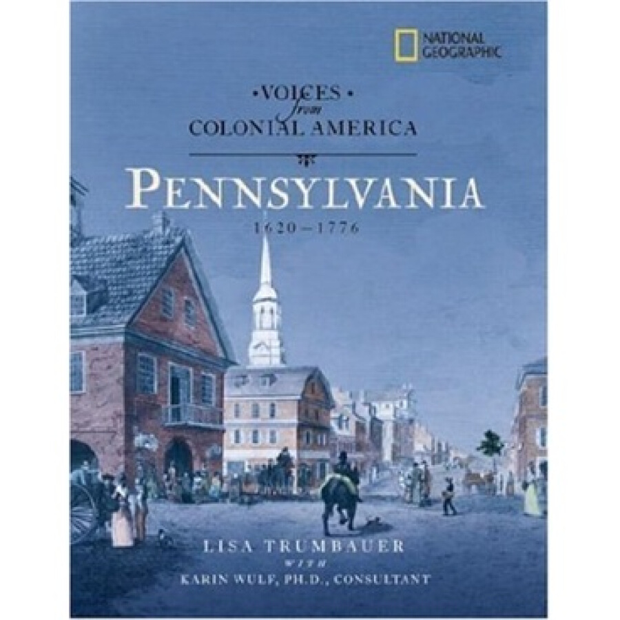 Pennsylvania 1643-1776 - 1230961 , 6190283976643 , 62_5251107 , 482000 , Pennsylvania-1643-1776-62_5251107 , tiki.vn , Pennsylvania 1643-1776