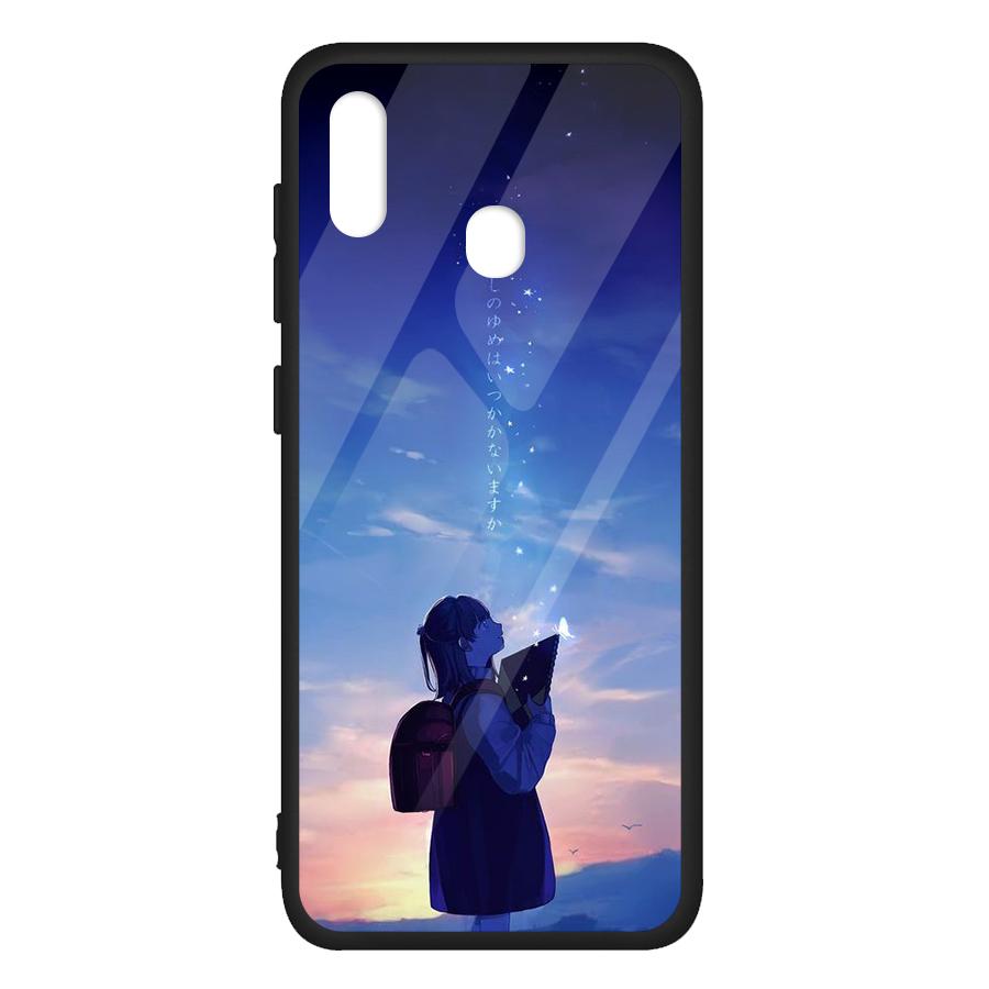 Ốp Lưng Kính Cường Lực Cho Samsung Galaxy A30 In Hình Phần A - Hàng Chính Hãng - 2350669 , 9286297257322 , 62_15330907 , 179000 , Op-Lung-Kinh-Cuong-Luc-Cho-Samsung-Galaxy-A30-In-Hinh-Phan-A-Hang-Chinh-Hang-62_15330907 , tiki.vn , Ốp Lưng Kính Cường Lực Cho Samsung Galaxy A30 In Hình Phần A - Hàng Chính Hãng