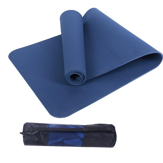 Thảm yoga 8mm 1 lớp TPE( tặng túi lưới +Dây buộc) - 2315099 , 2638494319650 , 62_14924012 , 400000 , Tham-yoga-8mm-1-lop-TPE-tang-tui-luoi-Day-buoc-62_14924012 , tiki.vn , Thảm yoga 8mm 1 lớp TPE( tặng túi lưới +Dây buộc)