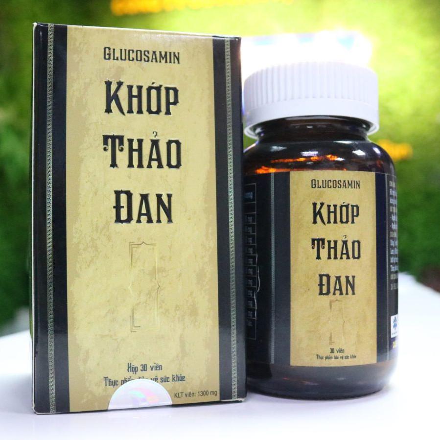 Thực phẩm chức năng Gulucosamin khớp thảo đan dùng khi bị viêm đau các khớp chân tay, đau mỏi vai gáy, người bị ... - 18327865 , 7918329621666 , 62_10186641 , 650000 , Thuc-pham-chuc-nang-Gulucosamin-khop-thao-dan-dung-khi-bi-viem-dau-cac-khop-chan-tay-dau-moi-vai-gay-nguoi-bi-...-62_10186641 , tiki.vn , Thực phẩm chức năng Gulucosamin khớp thảo đan dùng khi bị viêm
