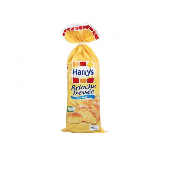 Bánh mỳ Hoa cúc Harrys Brioche Tressée  (515g) - Nhập khẩu Pháp