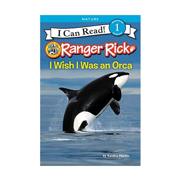 Icr L1 Ranger Rick: I Wish I Was An Orca - 1704448 , 6046486972954 , 62_11845892 , 174000 , Icr-L1-Ranger-Rick-I-Wish-I-Was-An-Orca-62_11845892 , tiki.vn , Icr L1 Ranger Rick: I Wish I Was An Orca