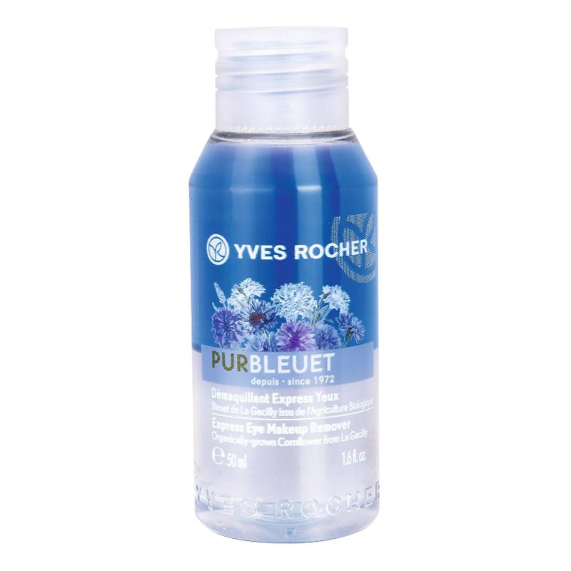 Tẩy Trang Mắt Yves Rocher Pur Bleuet Express Eye Makeup Remover 50ml