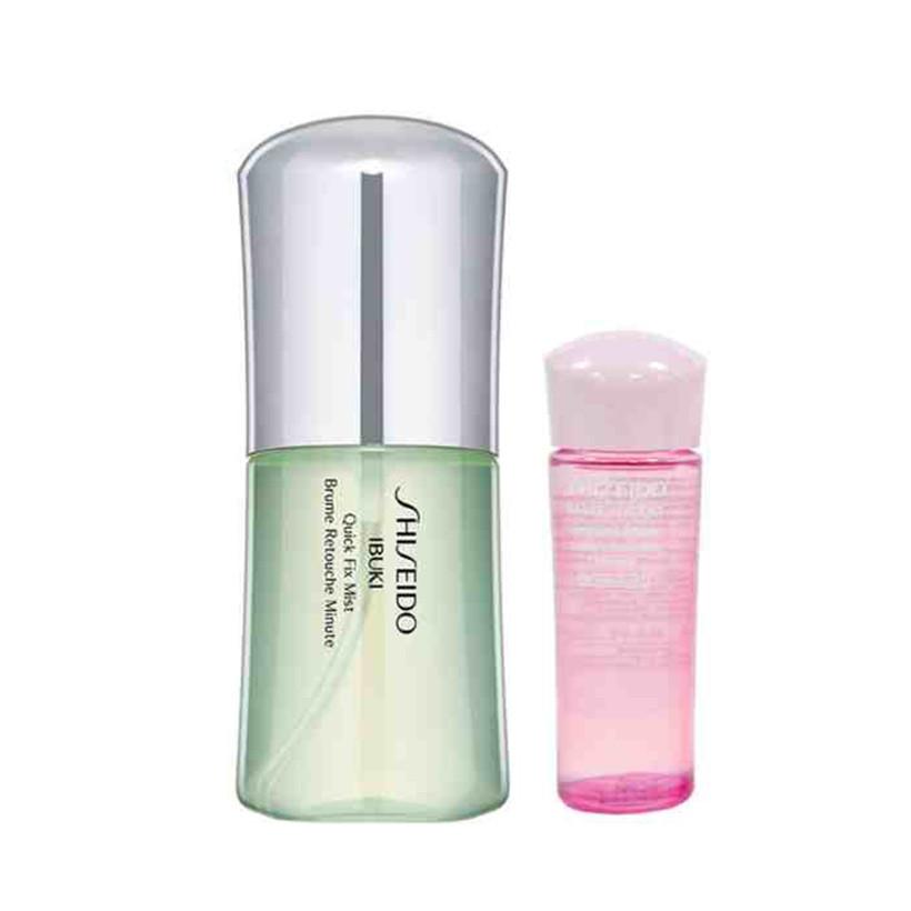 Bộ giảm sự bóng dầu, cải thiện da Shiseido Ibuki Quick Fix Mist 50ml + Nước cân bằng White Lucent Luminizing Infuser - 1357195 , 7823095552338 , 62_5969401 , 800000 , Bo-giam-su-bong-dau-cai-thien-da-Shiseido-Ibuki-Quick-Fix-Mist-50ml-Nuoc-can-bang-White-Lucent-Luminizing-Infuser-62_5969401 , tiki.vn , Bộ giảm sự bóng dầu, cải thiện da Shiseido Ibuki Quick Fix Mist 5