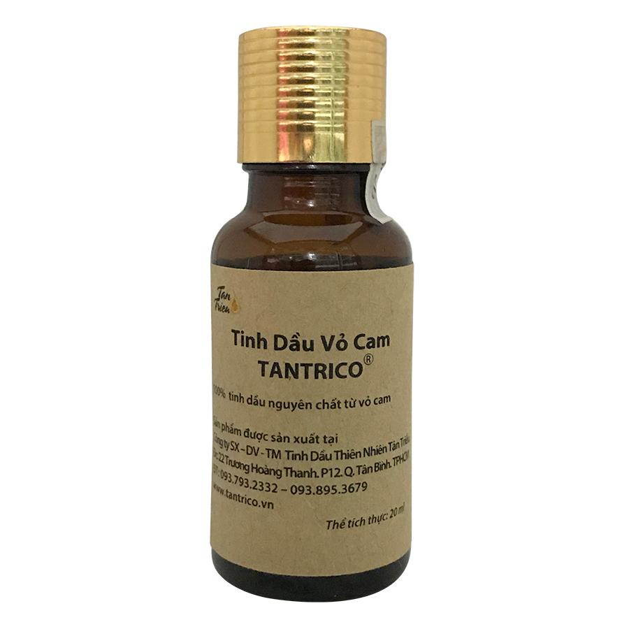 Tinh Dầu Vỏ Cam Nguyên Chất Tantrico TDVC20 (20ml)