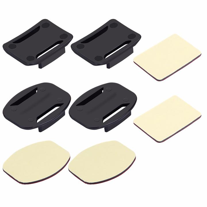 Bộ 4 keo dán nón mũ bảo hiểm và 4 Mount cho Action cam - 4563825 , 3617558099027 , 62_11617330 , 160000 , Bo-4-keo-dan-non-mu-bao-hiem-va-4-Mount-cho-Action-cam-62_11617330 , tiki.vn , Bộ 4 keo dán nón mũ bảo hiểm và 4 Mount cho Action cam