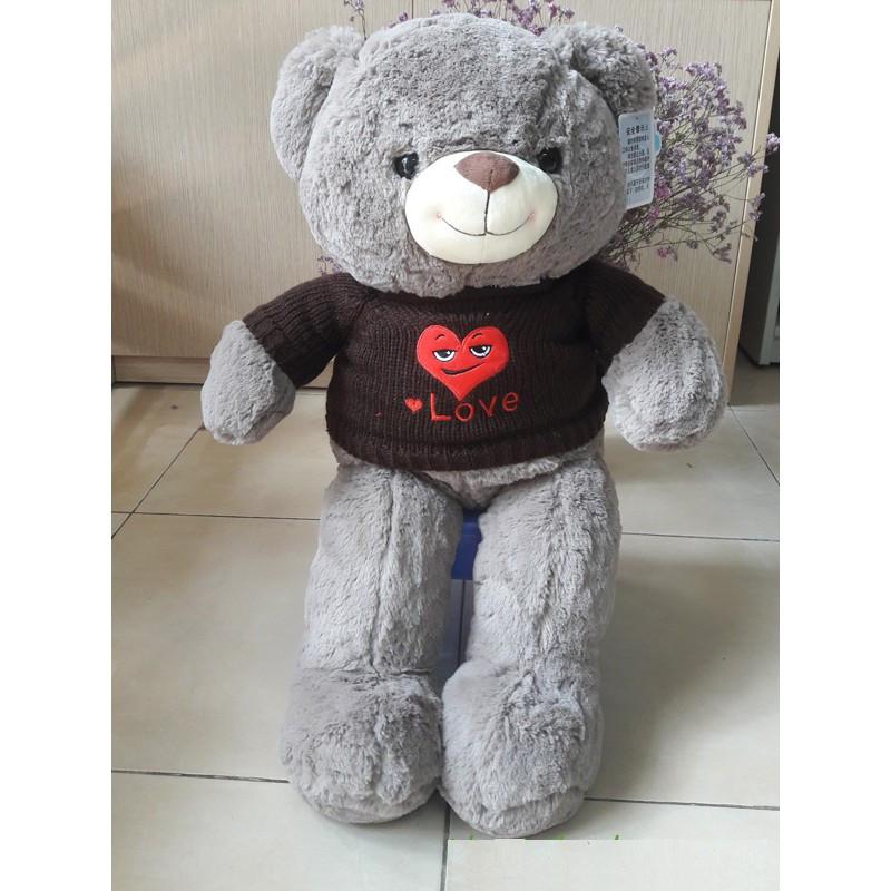 Gấu Teddy - Gấu bông teddy 60cm