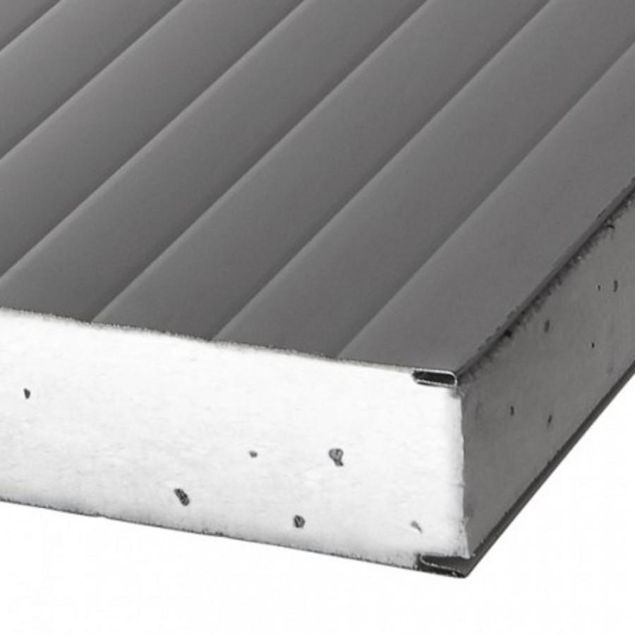 Vách ngăn nhẹ khổ 1m dày 50, panel cách nhiệt, panel eps, vách ngăn nhà xưởng, vách ngăn phòng sạch
