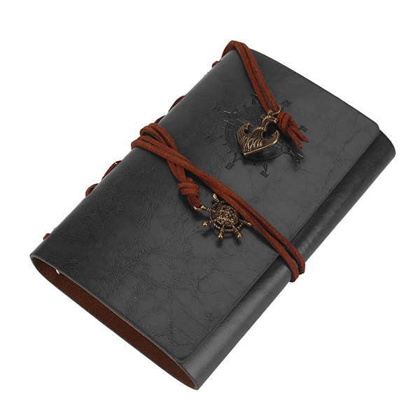 Note Book Pirate Diary Book Practical Gift Stationery Picture Album Leather Kraft Paper 15 x 10 x 2.5Cm Traveler Household - 1750861 , 6261401016579 , 62_12305206 , 282000 , Note-Book-Pirate-Diary-Book-Practical-Gift-Stationery-Picture-Album-Leather-Kraft-Paper-15-x-10-x-2.5Cm-Traveler-Household-62_12305206 , tiki.vn , Note Book Pirate Diary Book Practical Gift Stationery Pictu