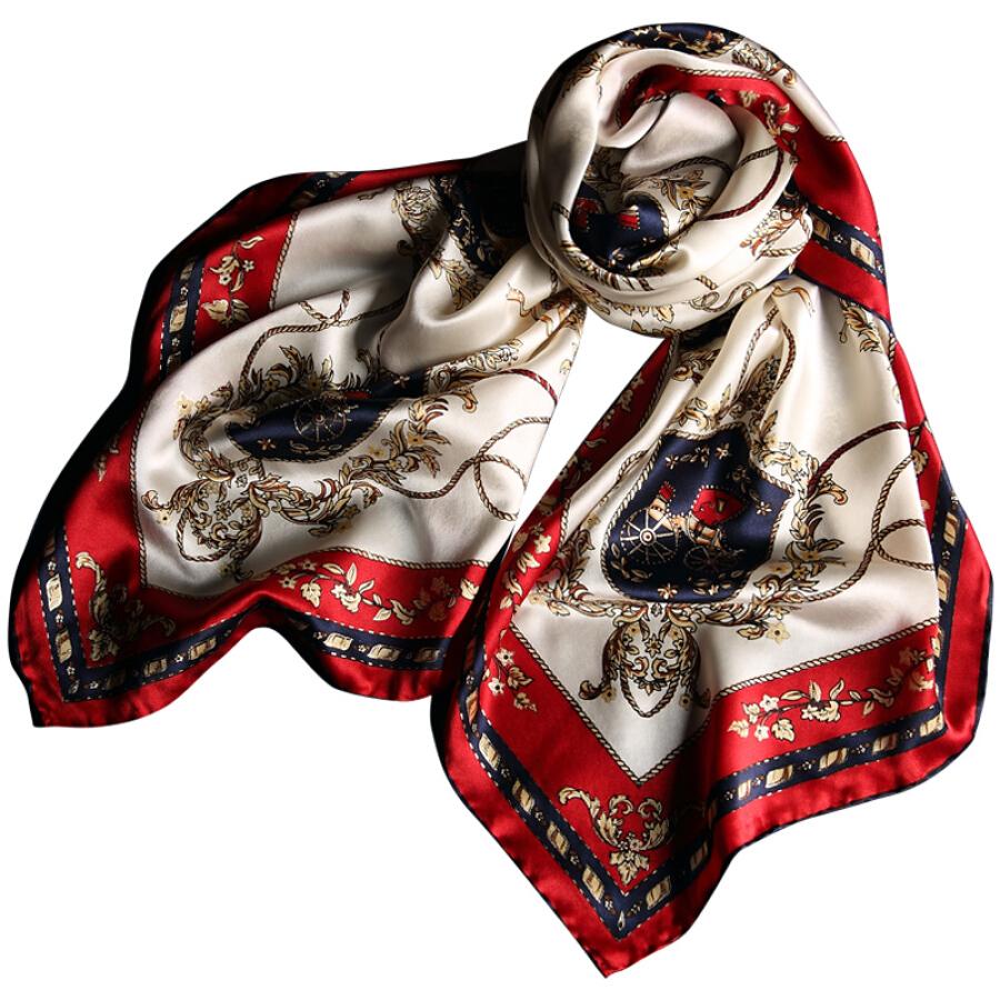 Khăn Choàng Cổ Vải Lụa Lan Shiyu LANSHIYU W0791