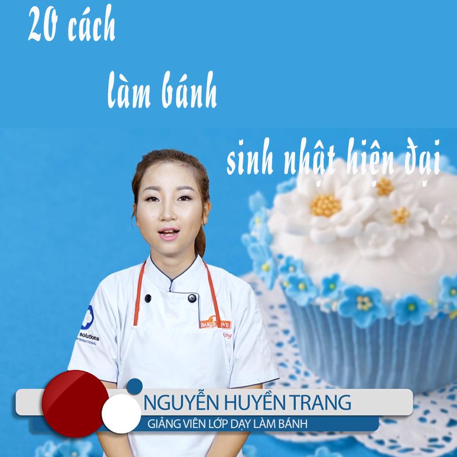 Unica - Khóa Học 20 Cách Làm Bánh Sinh Nhật Hiện Đại - 5385431 , 6392416615652 , 62_4350523 , 700000 , Unica-Khoa-Hoc-20-Cach-Lam-Banh-Sinh-Nhat-Hien-Dai-62_4350523 , tiki.vn , Unica - Khóa Học 20 Cách Làm Bánh Sinh Nhật Hiện Đại